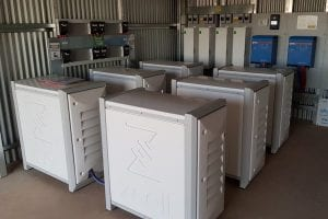 Carbon Friendly Enterprises Redflow Battery Storage Systems ZCells