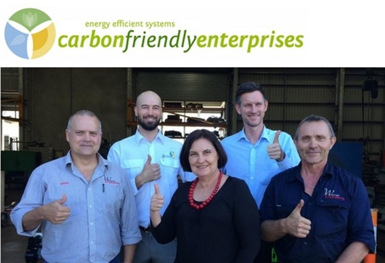 QLD Minister for Energy and Biofuels
