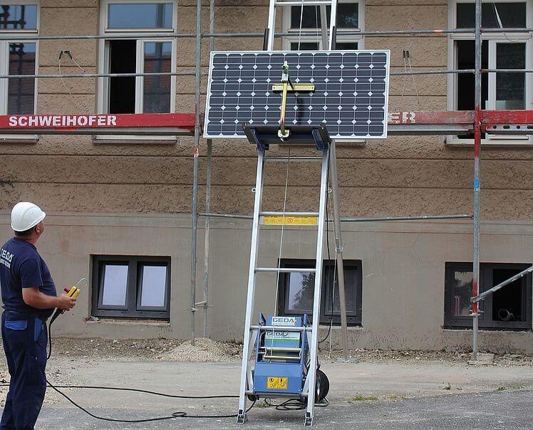 Solar Equipment Hire